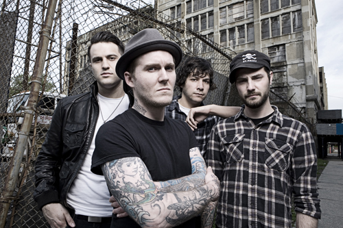 Link to GASLIGHT ANTHEM LIVE UND GRATIS