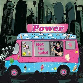 Power CD POWER   Not for Sale CD