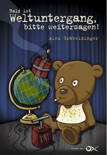 Cover Buch front Graebel ANSICHTEN EINES AUßENSEITERS RELOADED